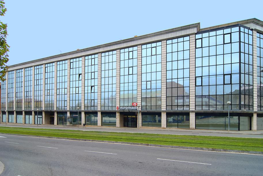 oficinas euromadi